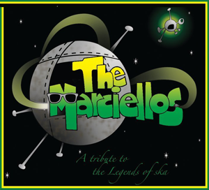 THE MARCIELLOS - The Skatalites tribute band